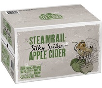 Steamrail Apple Cider Bottle 330mL