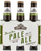 Lorry Boys Pale Ale Bottle 330mL