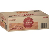 4 Pines Brewing Indian Summer Ale 6pack Can 375mL
