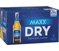 Maxx Dry Bottle 330mL