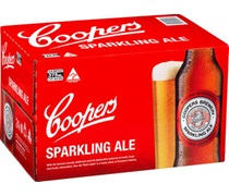 Coopers Sparkling Ale Bottle 375mL
