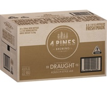 4 Pines Brewing Kolsch 6pack Bottle 330mL