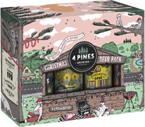 4 Pines Christmas Pack Bottle 500mL