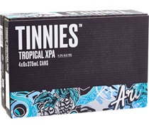 Tinnies Tropical XPA Can 375mL