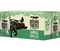 Orchard Thieves Crisp Apple Cider Can 330mL (Pack 12)