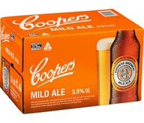 Coopers Mild Ale Bottle 375mL