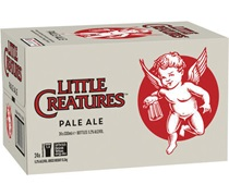 Little Creatures Pale Ale Bottle 330mL