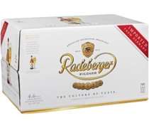 Radeberger Pilsner Bottle 330mL