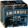 Smirnoff Ice Double Black Zero Can 375mL