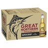 Great Northern Super Crisp Lager Bottle 330mL