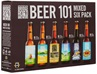 Beer 101 Mixed 6 Pack