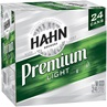 Hahn Premium Light Can 375mL