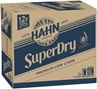 Hahn Super Dry Bottle 700mL
