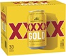 XXXX Gold Block Can 375mL