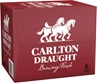 Carlton Draught Rack Pack Bottle 750mL