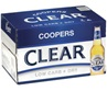 Coopers Clear Bottle 355mL