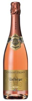 Wolfberger Cremant dAlsace Rose NV 750mL
