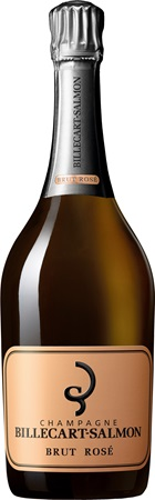 Billecart Salmon Brut Rose NV Champagne 750mL