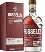 Russell's Reserve Single Barrel Private Select Whisky 750mL