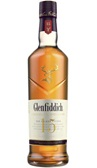Glenfiddich 15YO Single Malt Scotch Whisky 700mL