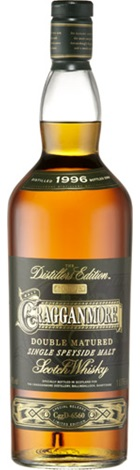 Cragganmore Distillers Edition Scotch Whiskey 1lt
