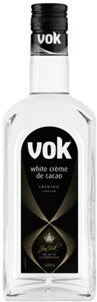 Vok White Creme De Cacao 500mL