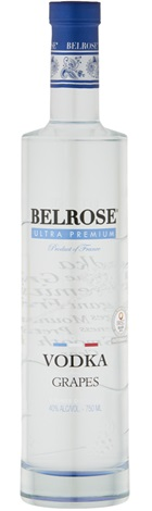 Belrose Vodka 750mL