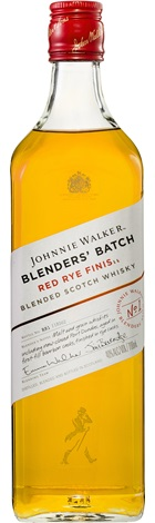 Johnnie Walker Red Rye Scotch Whisky 700mL