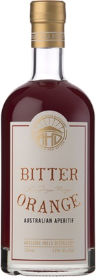 The Italian Bitter Orange Adelaide Hills Distillery 700mL