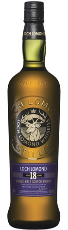 Loch Lomond 18 YO Single Malt Scotch Whisky 700mL