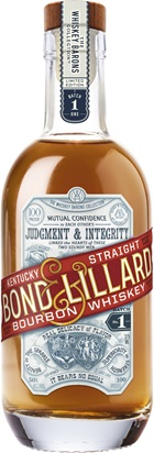 Bond & Lillard Bourbon whiskey 375mL