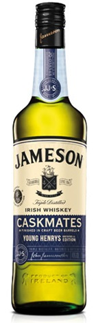 Jameson Caskmates Young Henry Edition 700mL