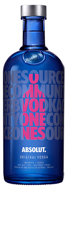 Absolut Love Limited Edition 700mL
