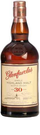 Glenfarclas 30YO Single Malt Whisky 700mL