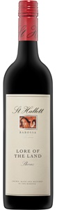 St Hallett Lore of the Land Shiraz 750mL