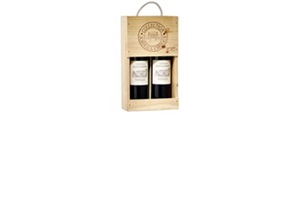 Chateaux Alexandre Wooden Gift Box 750mL