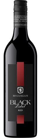 McGuigan Black Label Red Blend 750mL