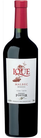Foster IQUE Malbec 750mL
