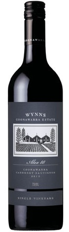Wynns Alex 88 Cabernet Sauvignon 2010 750mL