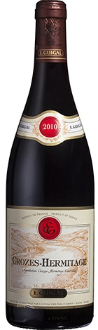 Guigal Crozes Hermitage Rouge 2010 750mL