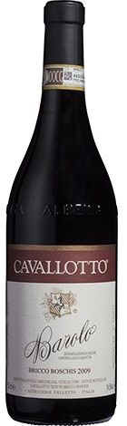 Cavallotto Barolo Bricco Boschis 750mL