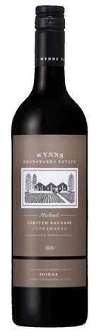 Wynns Michael Shiraz 2012 750mL