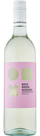 Rock Paper Scissors Moscato 750mL