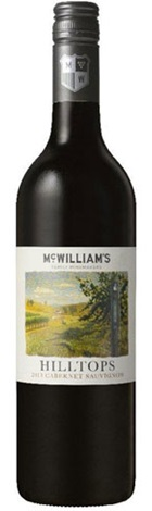 McWilliams Appell'n Hilltops Cab Sauv 750mL