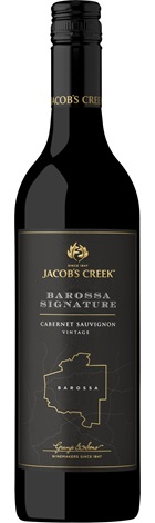 Jacob's Creek Barossa Signature Cab Sauv 750mL