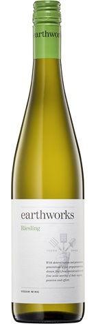 Earthworks Eden Valley Riesling 750mL