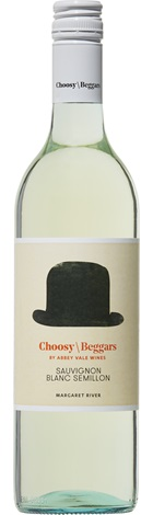 Choosy Beggars Sauvignon Blanc Semillon 750mL