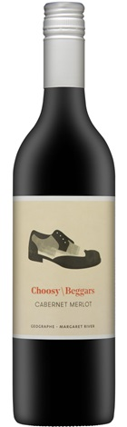 Choosy Beggars Cabernet Merlot 750mL