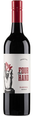 Four in Hand Shiraz 750mL