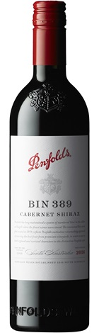 Penfolds Bin 389 Cabernet Shiraz 2016 750mL